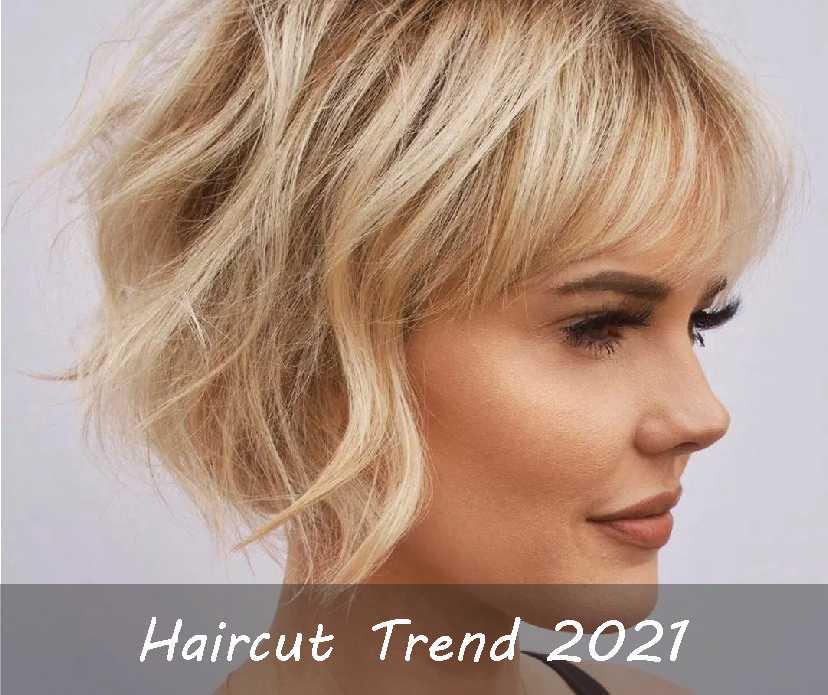 Haircut Trends 2021