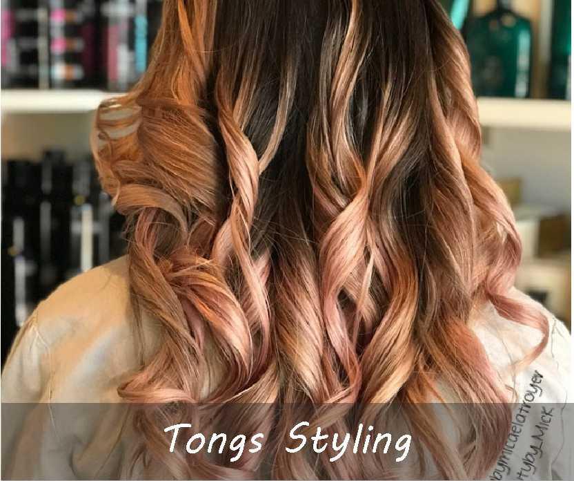 Tongs Styling