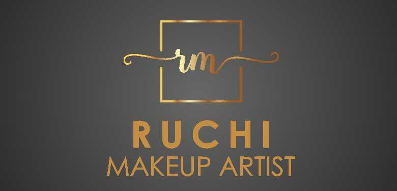 Ruchi Makeup Logo
